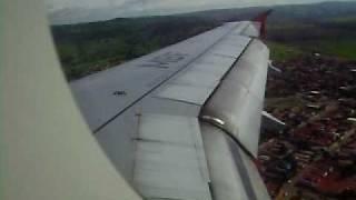 POUSANDO NO AEROPORTO DE GOIÂNIA