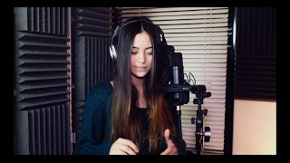 riptide vance joy cover by jasmine thompson