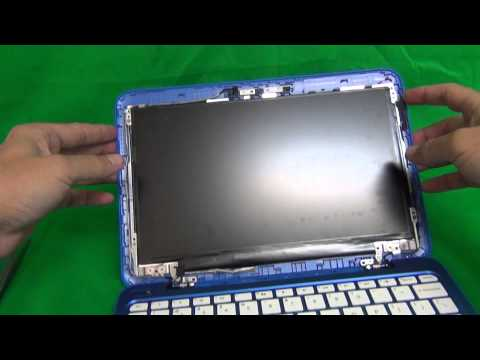 HP Stream 11 Laptop Screen Replacement Procedure