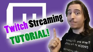 How to setup scenes in OBS + Tips PART 1/3 (Open Broadcast Software) Twitch Tutorial