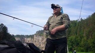 Рыбалка на головля на реке Ай в Челябинской области, часть 4