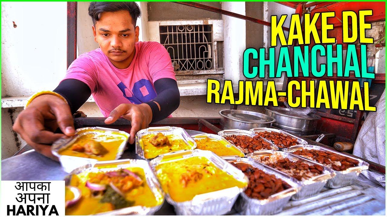 Indian Street Food | 15-YEAR-OLD sells EPIC RAJMA CHAWAL on his JUGAAD FOOD TRUCK | Inspirational 🙏🏻