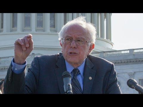 Bernie Sanders' Bill Should Scare Big Pharma