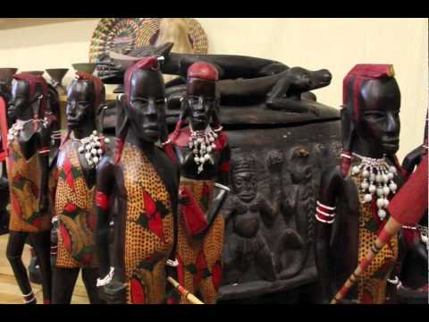 African Figurines - Masai Figures