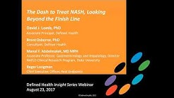The Dash to Treat NASH, Looking Beyond the Finish Line