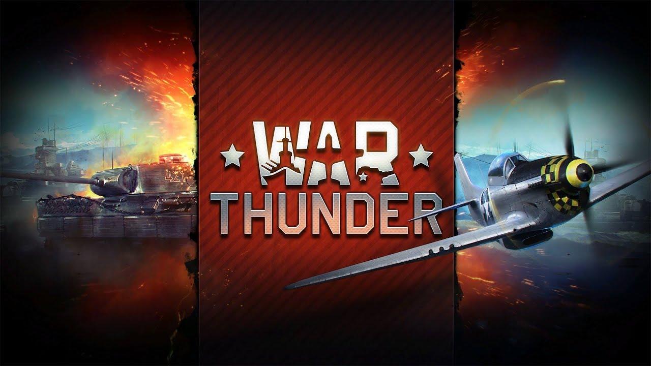 обои с war thunder