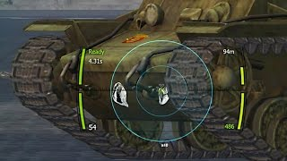 How to Angle and Sidecrape a Tank -- W.o.T. Noob Club E4