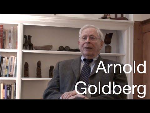 Arnold Goldberg Interview 2013