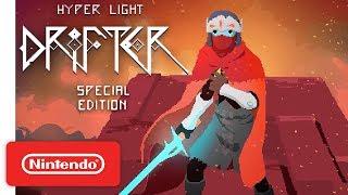 Hyper Light Drifter - Announcement Trailer - Nintendo Switch