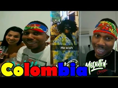 My First Trip to Colombia part 2