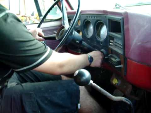 1979 Chevy Truck >> First Drive in The 1979 Chevy C70 427 Dump Truck - YouTube