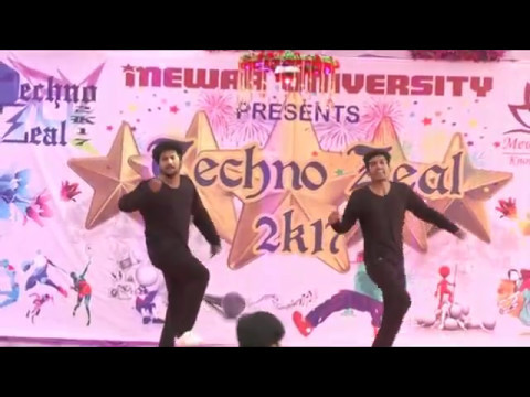 Sahil and Varun Dance Performance