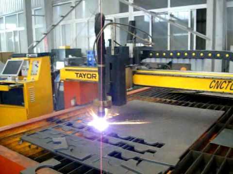 Tayor Heavy Industry CNCTMG hidh definition table cutting
