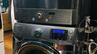 [직렬세트]삼성 버블샷 19kg 드럼세탁기+엘지건조기