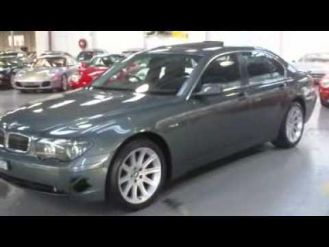 1006191 BMW 2002 745i E65 Gunmetal Greympg