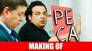 Vídeo - Making Of – Peça