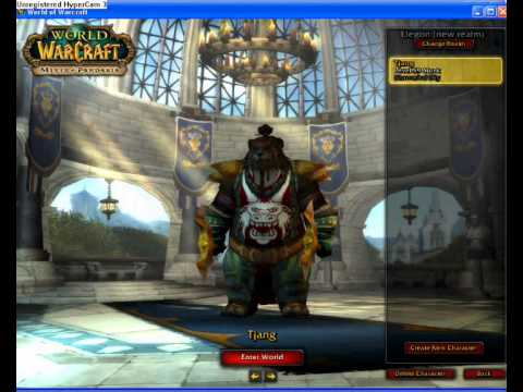 How To Get Wow Mop For Free Private Server Tutorial Youtube