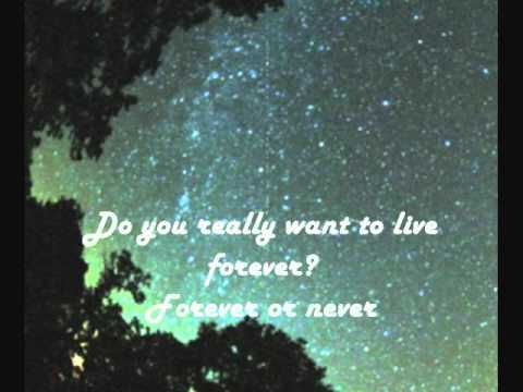 Forever Young - Alphaville [LYRICS]