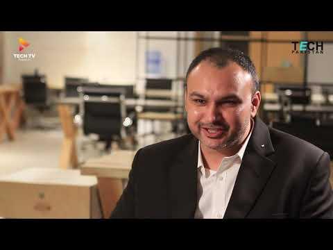 TECH TV   Casual Talk   Interview of Jawad Khan, on Technology & Startups   Kanwal Masroor