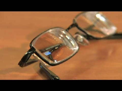 Good Eyeglass Frames For Thick Lenses : Problems With Thick Eyeglasses : Eyeglasses Basics - YouTube