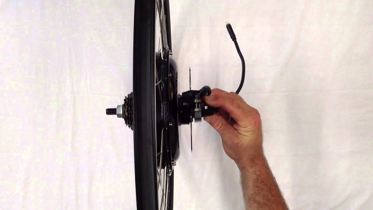 E Bikekitcom Product Video Hub Motor Disc Brake Calipers Youtube Copyright 2006 Bicycledesignercom