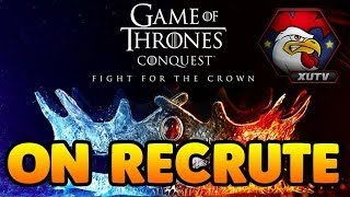 [Game of Thrones : Conquest] On recrute / présentation du jeu.