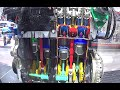 How an car engine works, look inside, Mitsubishi Lancer EX 2016 2 0L GLX