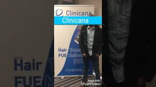 Hair Transplant Testimonial at Clinicana