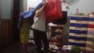 Đội lân nhí của Dak Lak   Trẻ trâu manh động   Superman tv