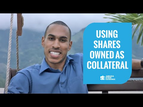 USING SHARES OWNED AS COLLATERAL