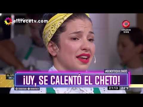 ¡Uy, se calentó el Cheto!