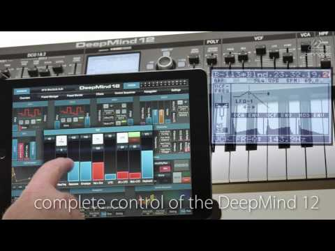 BEHRINGER Synth  Vol  12 Connections