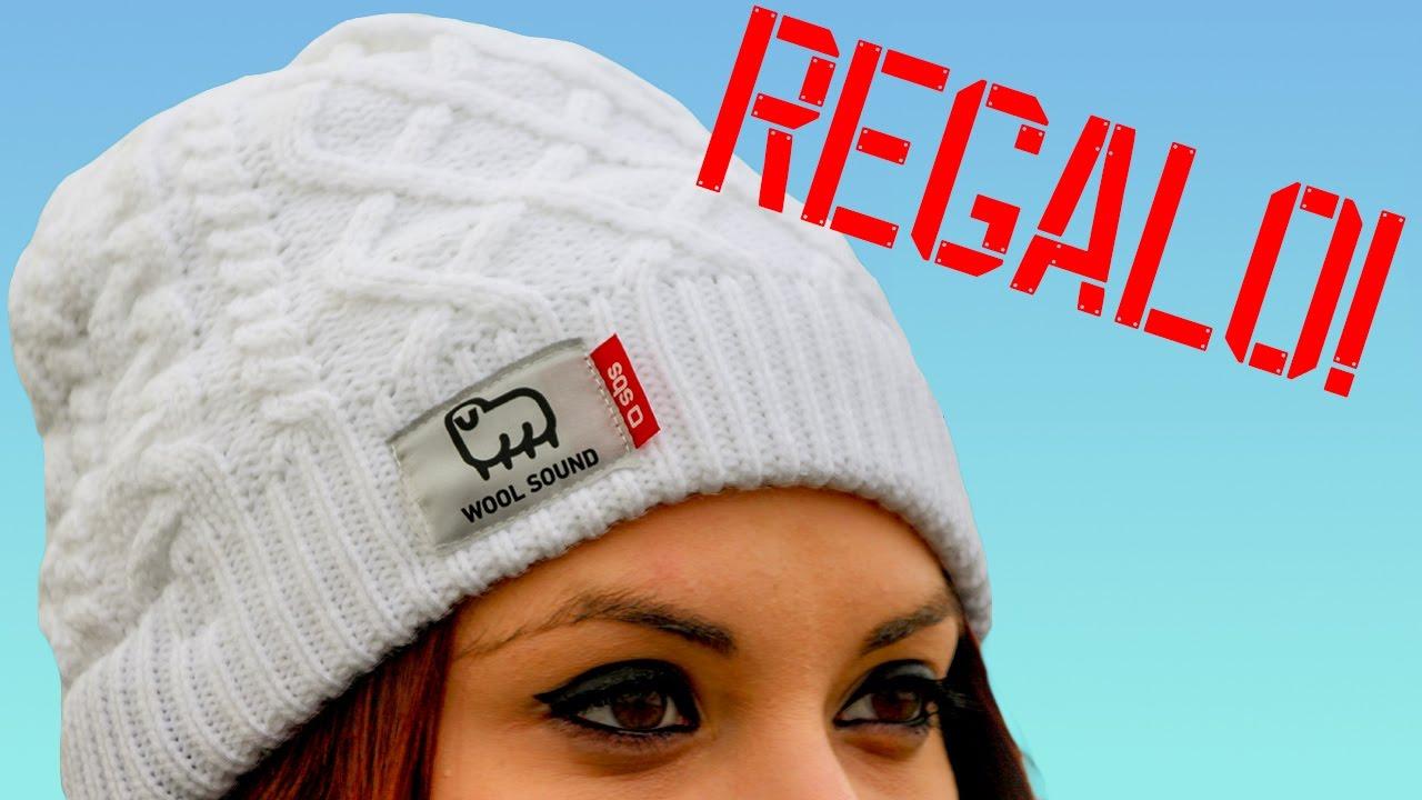 bel design vendita a buon mercato nel Regno Unito bel design REGALO!! Cappello con Auricolari Integrati - SBS mobile