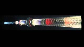 東京スカイツリーライトアップ・2020年東京オリンピック招致運動