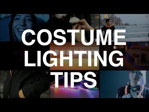 Costume Lighting Tips
