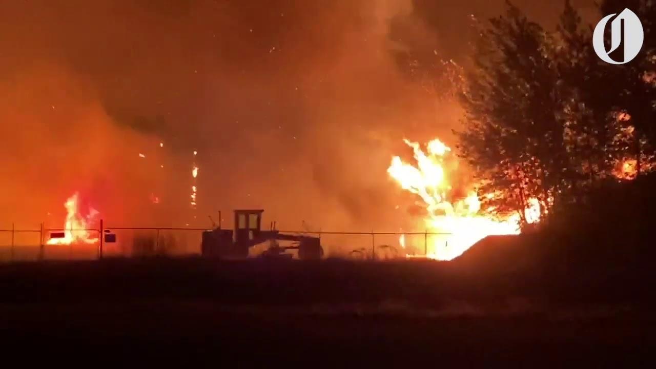 Fire crews battle brush, structure fires across Portland area; rapidly ...