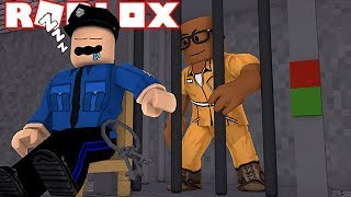 SNEAKING OUT OF PRISON IN ROBLOX (Roblox Jailbreak Roleplay)