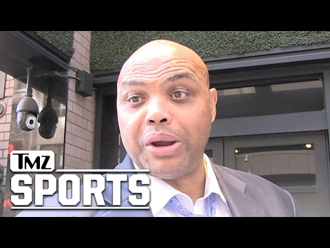 Charles Barkley Tells Shaq To Keep His Fat Ass Away From His House | TMZ Sports