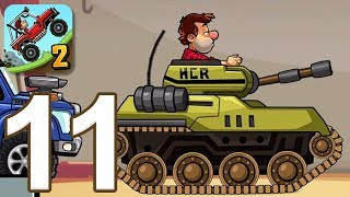 Hill Climb Racing 2 - Gameplay Walkthrough Part 11 (iOS, Android)