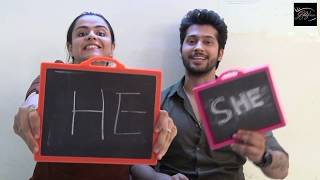 Namish Taneja & Prachi Tehlan | Who's Most Likely To? | EXCLUSIVE
