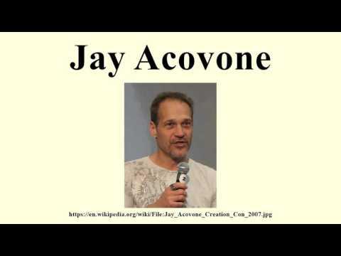 Jay Acovone