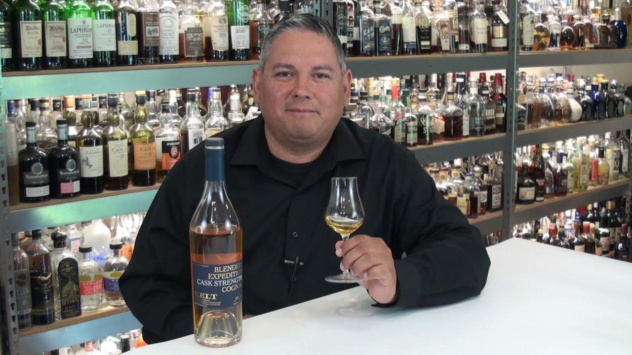 Kelt Cask Strength VSOP Cognac Review