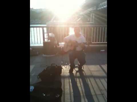 Talented flamenco guitarist - london 2