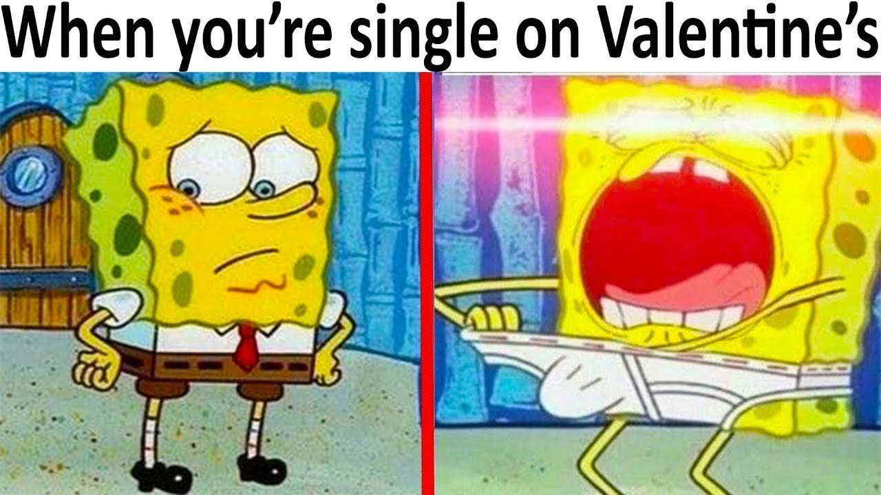Use cc stolen memes and spongebob music v1 for your valentines day depression