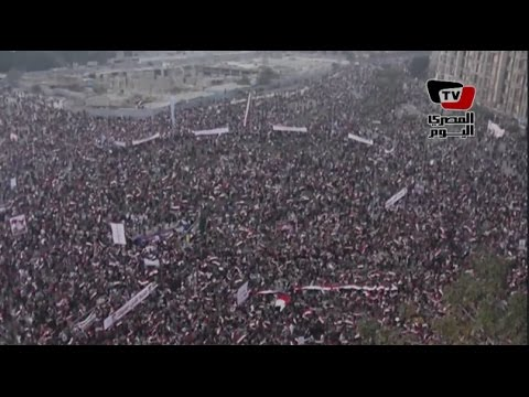 «٢٥ يناير» في ميدان التحرير على مدار ٧ سنوات