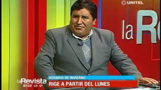 Horario de invierno para La Paz, Oruro y Potosí, las vacaciones desde el 3 de julio
