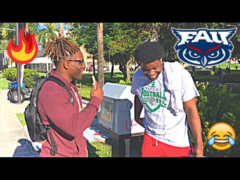 FAU WSHH Questions + Funny Reactions