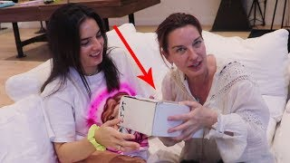 SURPRISING HER MOM WITH THIS GIFT!!