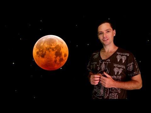 Minutky z vesmíru (1): Nejdelší zatmění Měsíce