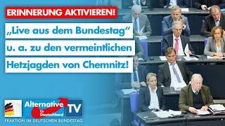 105. Sitzung des Bundestags  - AfD-Fraktion im Bundestag